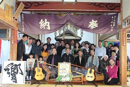 11月21日(木)11時5分~NHKに弘行寺が出る予定です