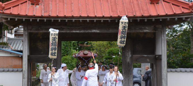 平成28年 上総十二社祭り